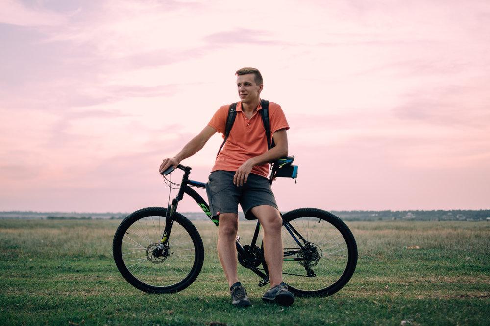 runners rest days cross training biking running coach shelly Minnesota