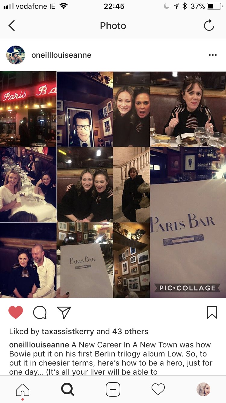 Courtesy of Anne O Neill's Instagram.