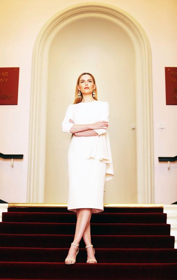 Tina Griffin - Womenswear designer