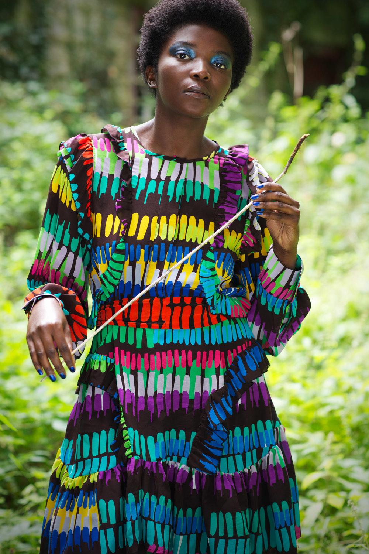 Helen Steele - Multi award winning womenswear designer
