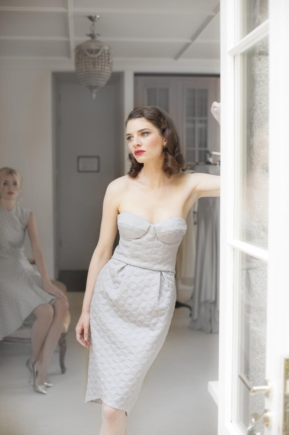 Delphine Grandjouan - Bridal & womenswear designer