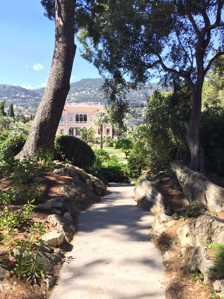 Villa Ephrussi de Rothschild & Gardens -