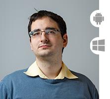 Golubov Csaba   Andr  oid és Windows fejlesztés