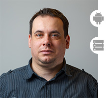 Szabolcs KISS Android and server development