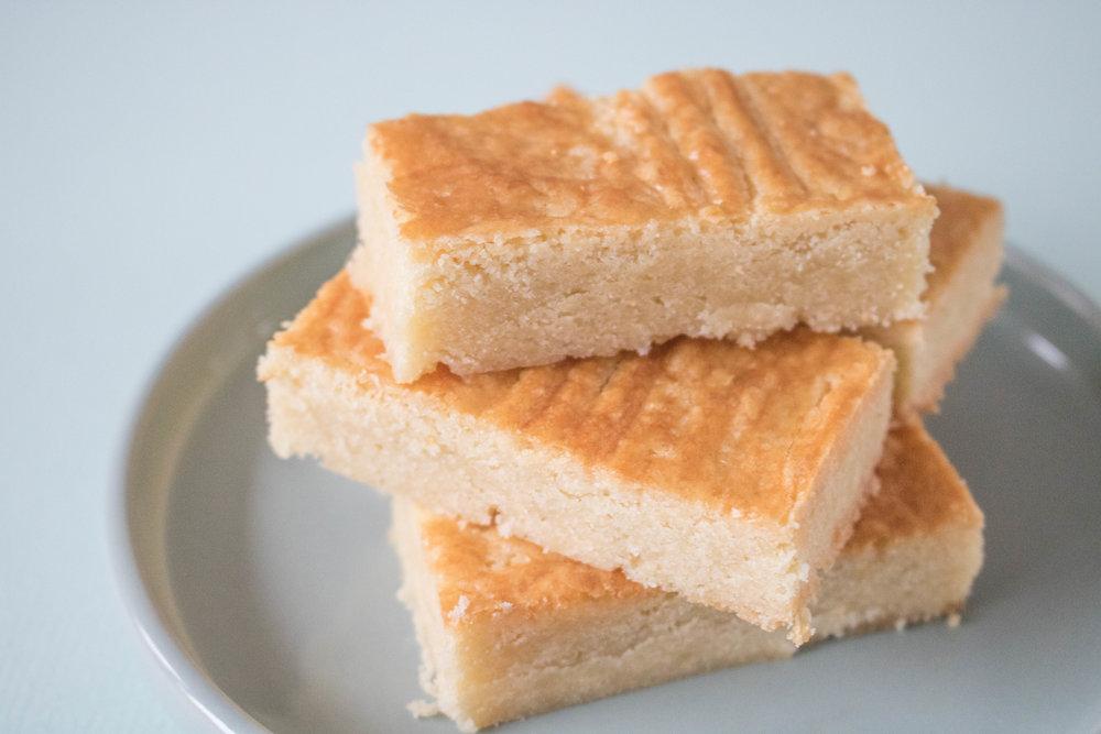 Butter cake Boterkoek