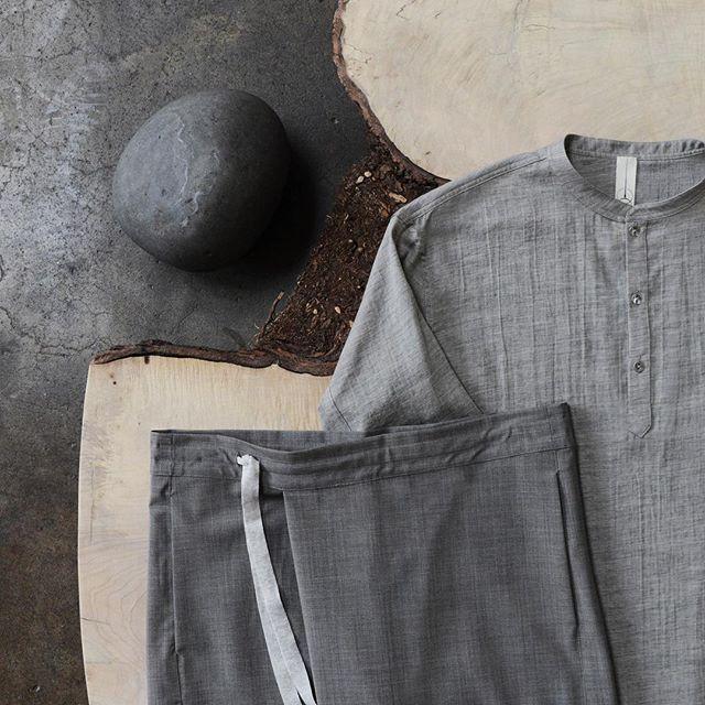To glide through all seasons VAS shirt | UMU pant