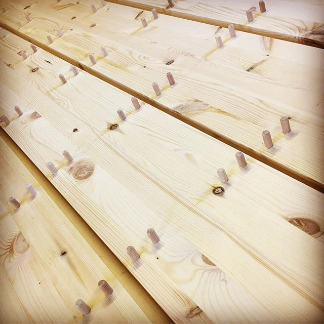 #dowelitup  #builttolast  #rocksolid  #solidwood