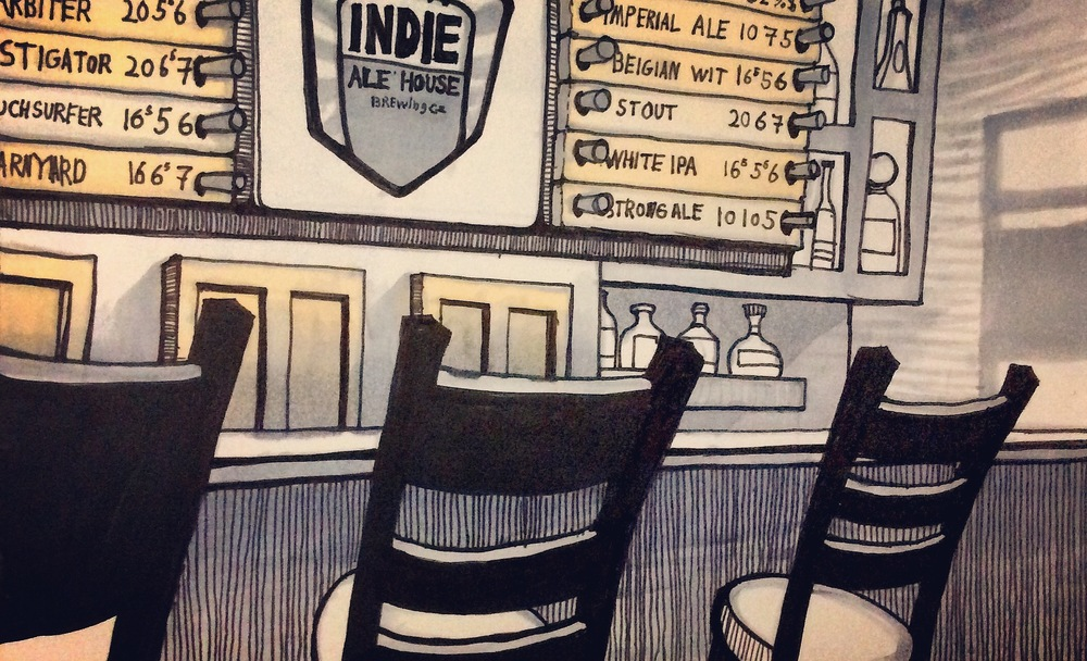 Seating - Indie Alehouse