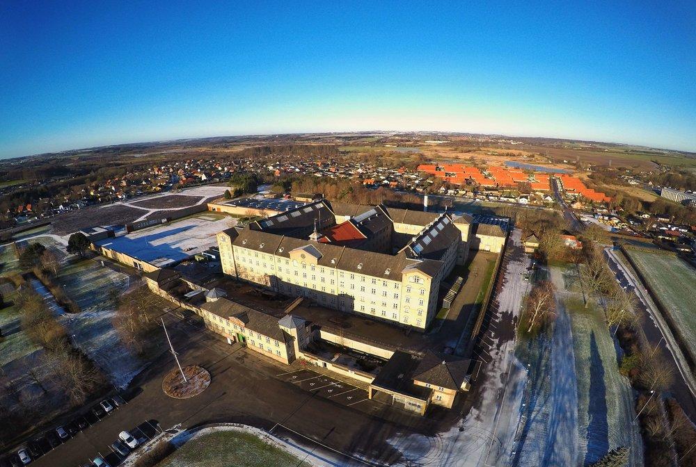 The prison in Horsens