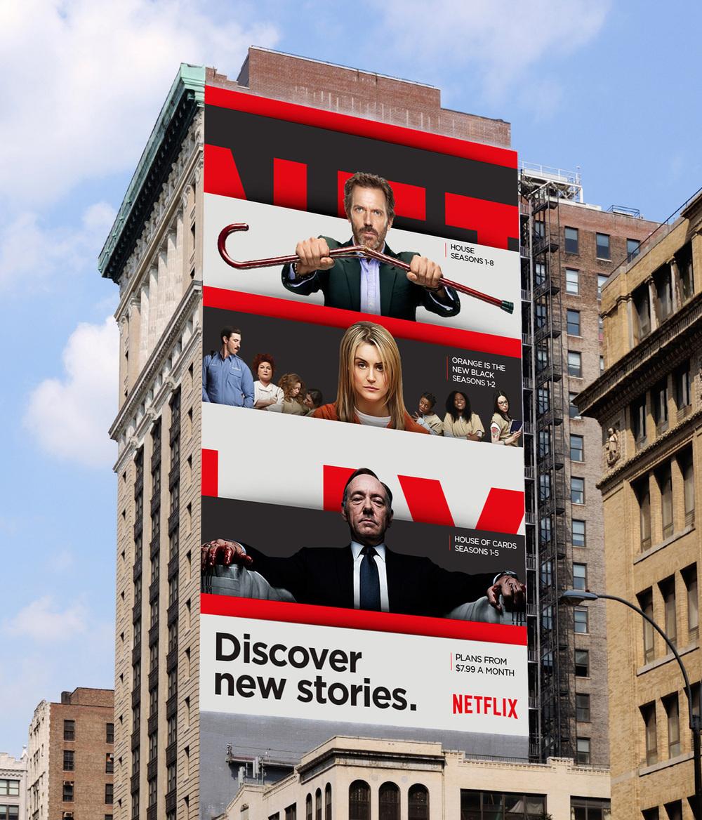 Netflix: Branding