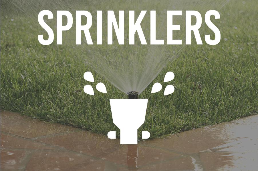 Sprinkler System Services