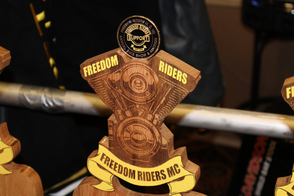 37th Annual Freedom Riders, M.C. Motorcycle Classic April 1-2, 2017