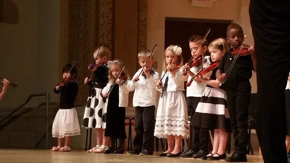 Suzuki Music Lessons Columbus Ohio