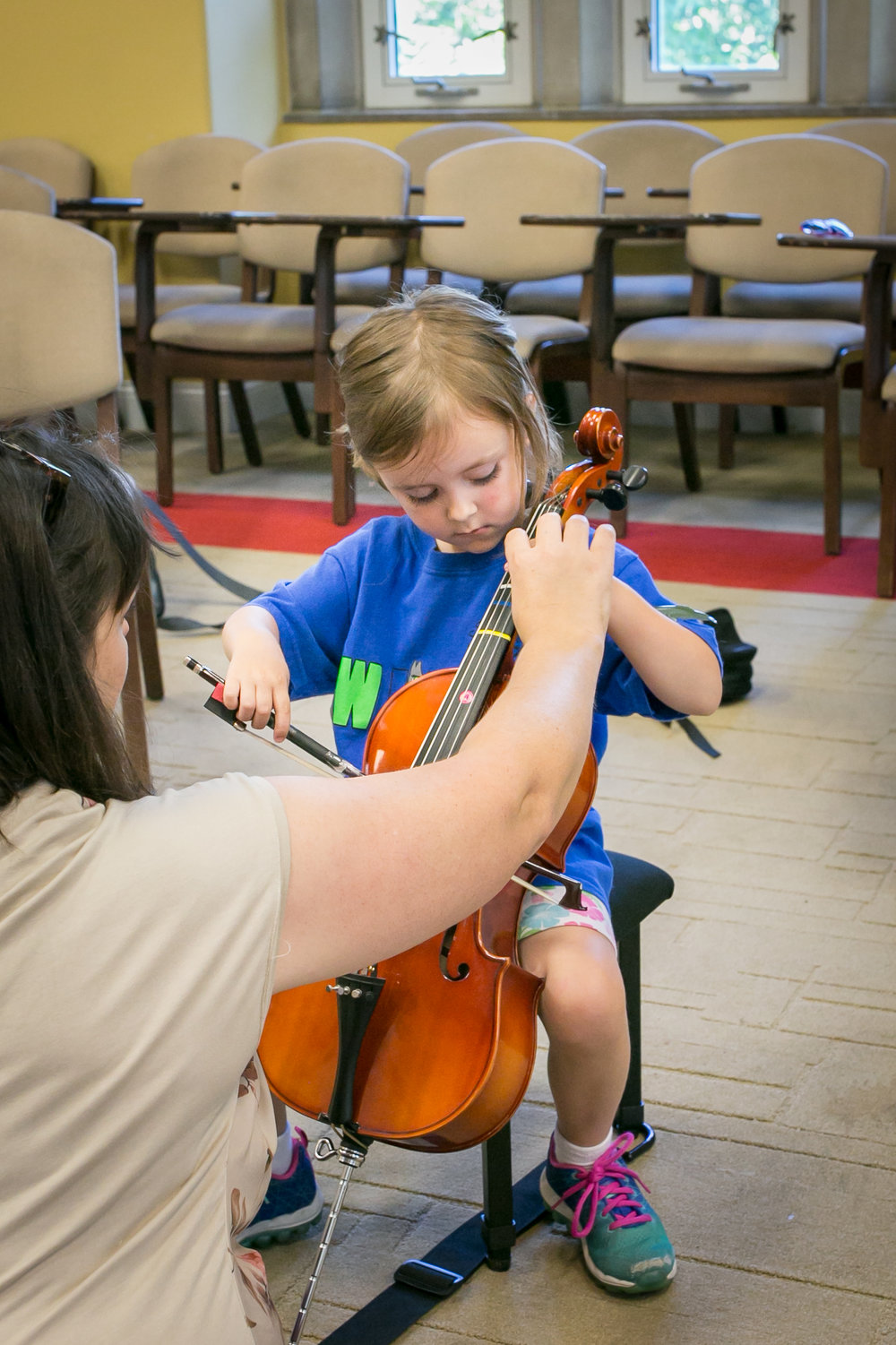 SMC TESTIMONIALS - Hear what parents of current students have to say about Suzuki Music Columbus