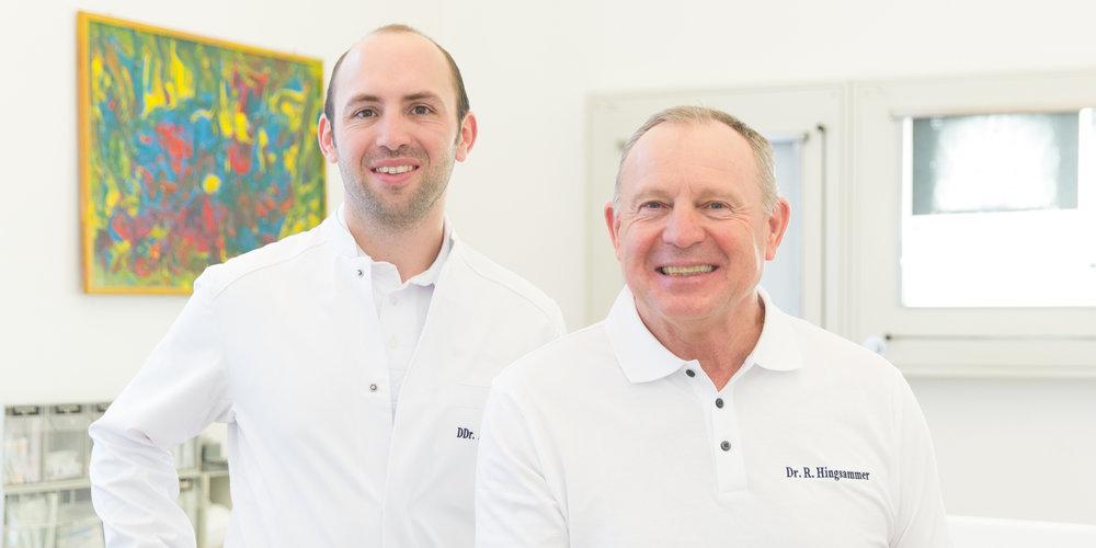 DDr. Andreas Hingsammer und Dr. Richard Hingsammer
