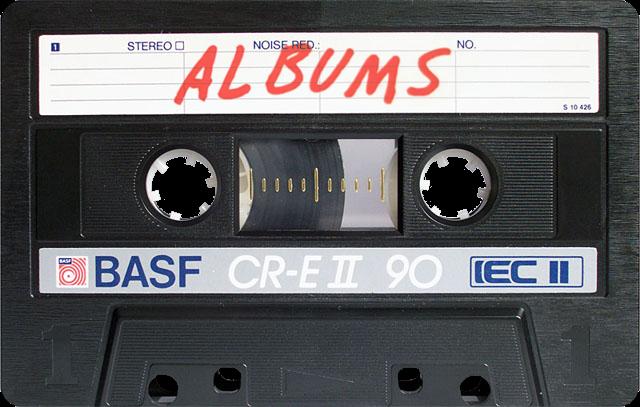 Albums Tape