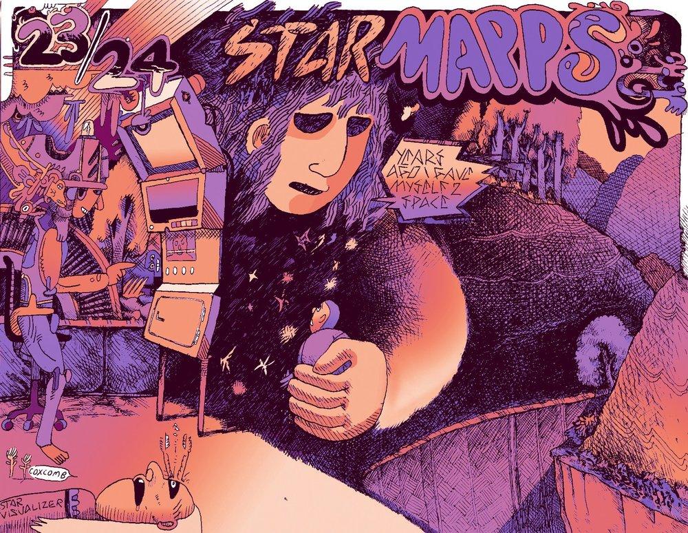 """""""Star Mapps"""""""