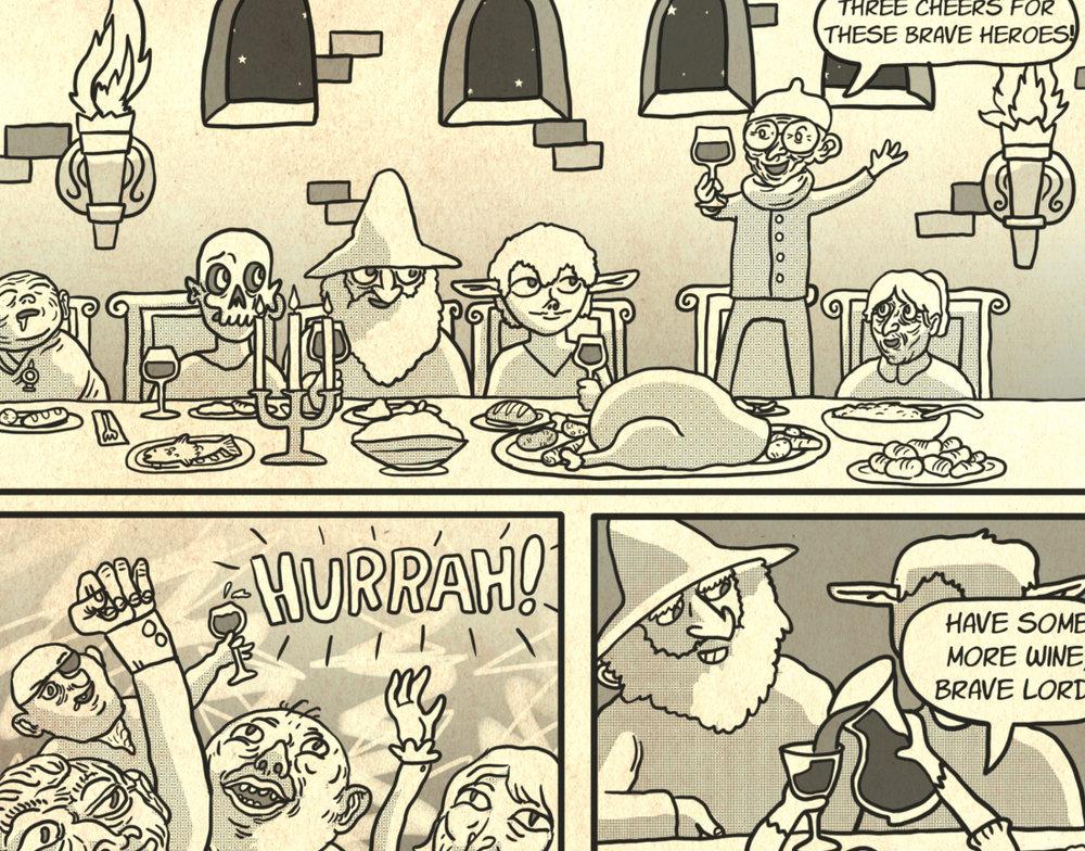 Comics -
