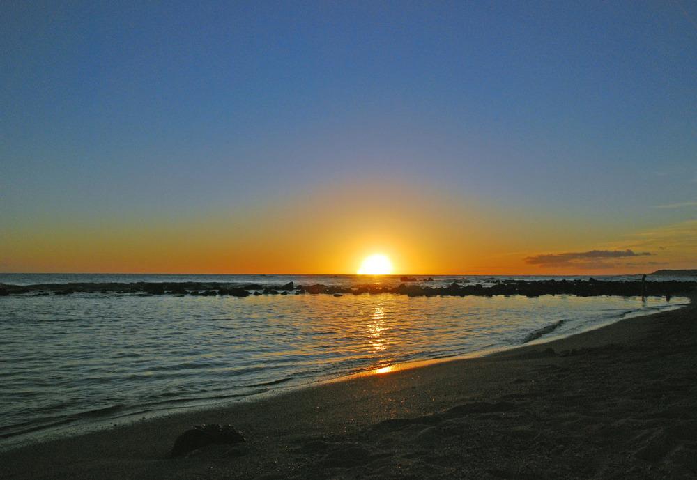 2009-KAUAI-BABY BEACH SUNSET01.jpg