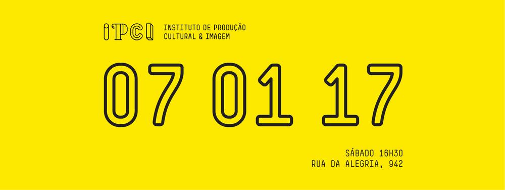 IPCI - Inauguração