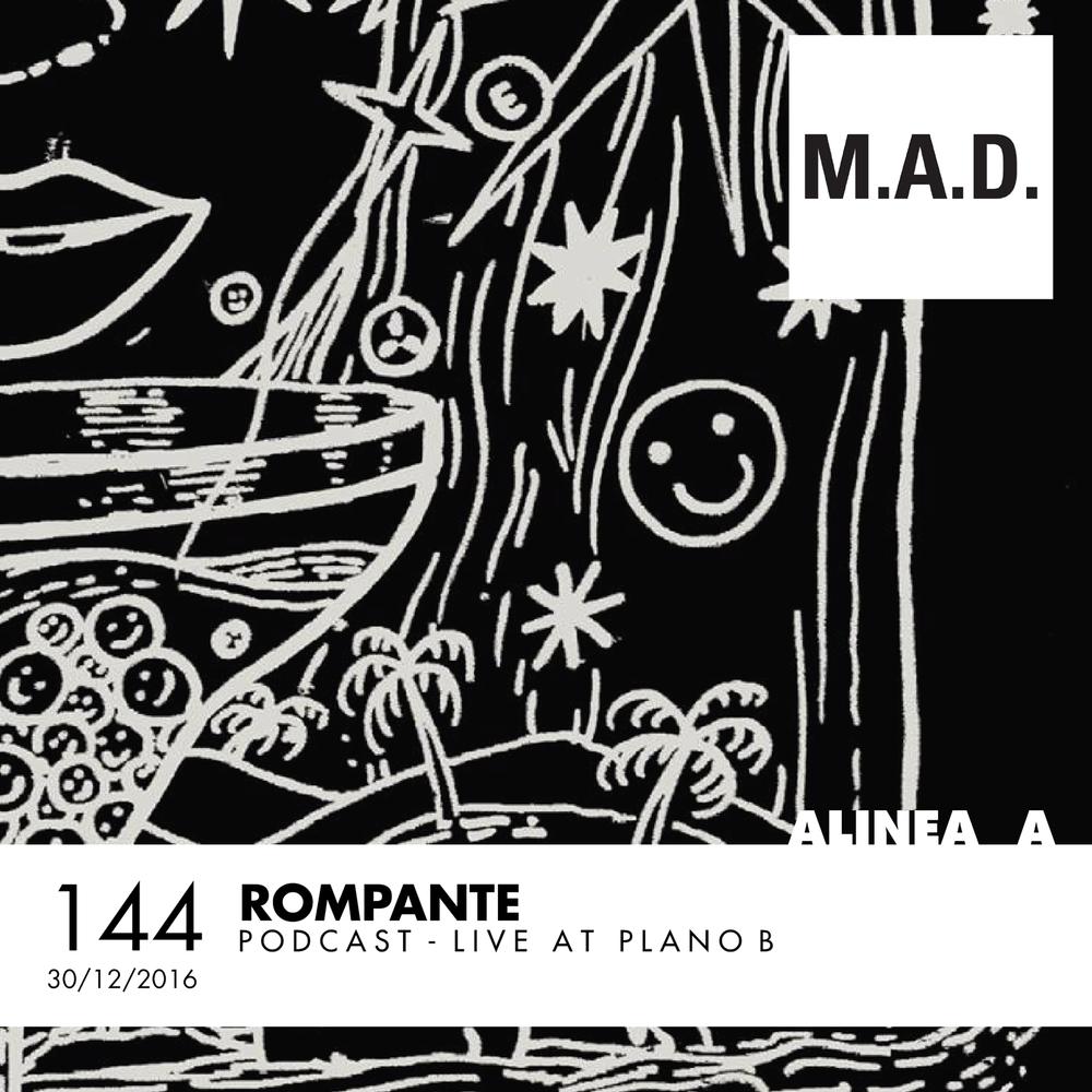Rompante - MAD - 144