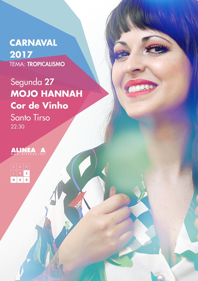 Caranaval - Cor de Vinho
