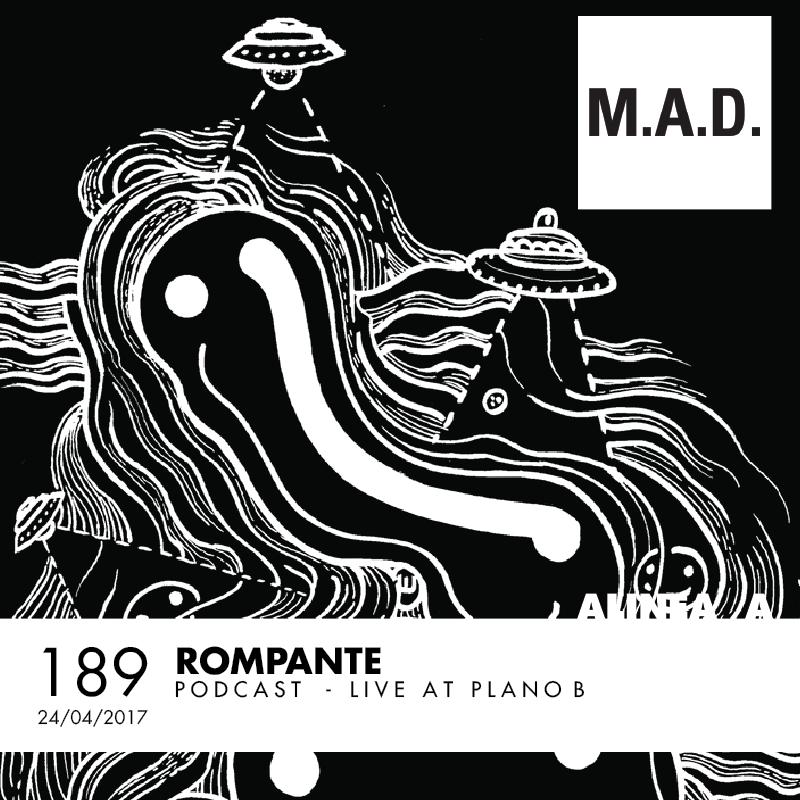 Rompante - MAD - 189