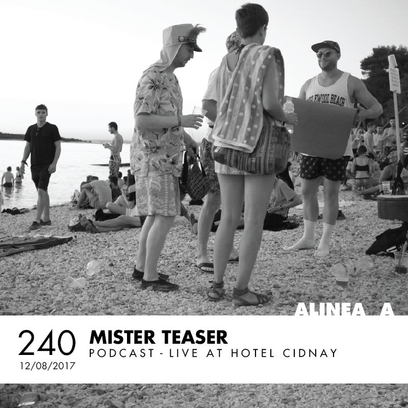 Mister Teaser 240