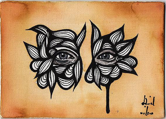 Victoria Wood's Eyes