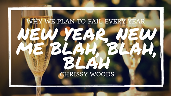 New Year, New Me, Chrissy Woods, 2016