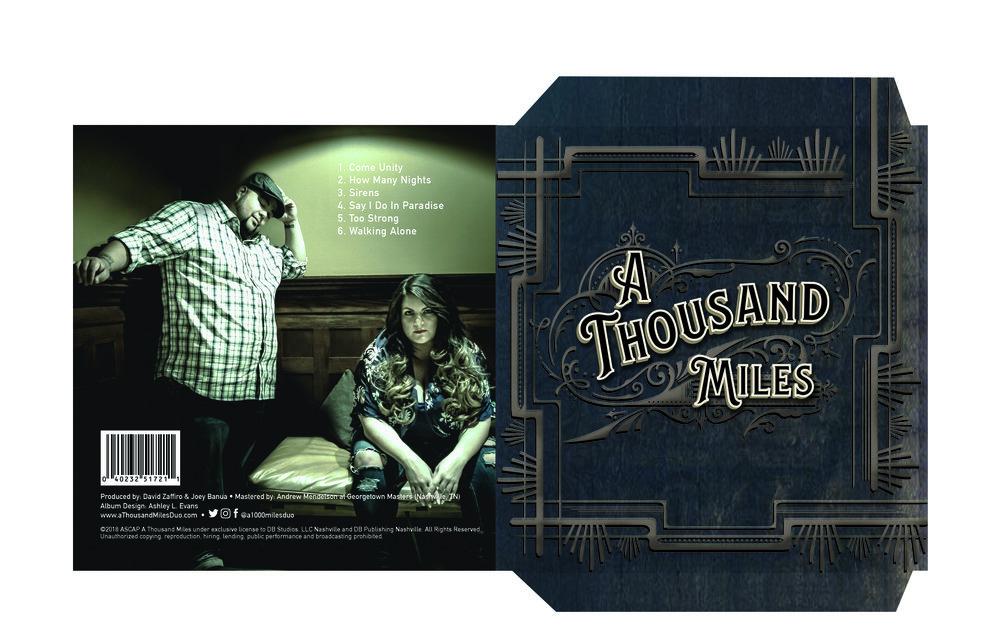 A Thousand Miles (logo & album design) .jpg