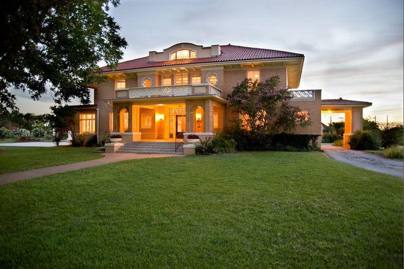 The Swenson House