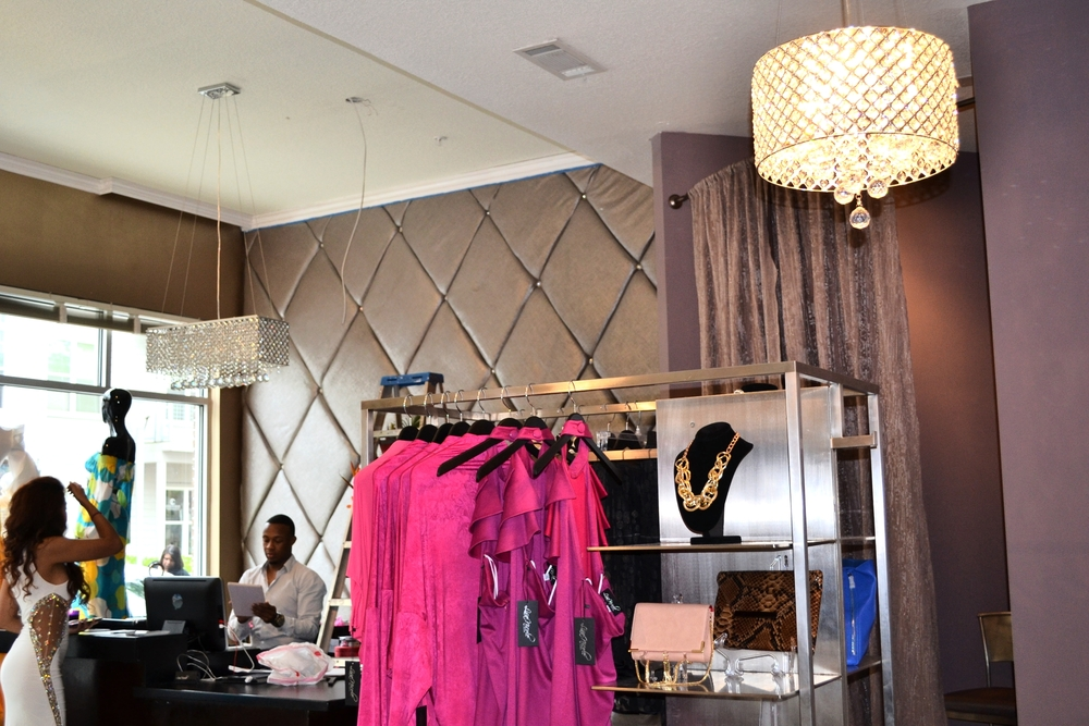 Retail Therapy at Lisa Nicole's Boutique in Buckhead