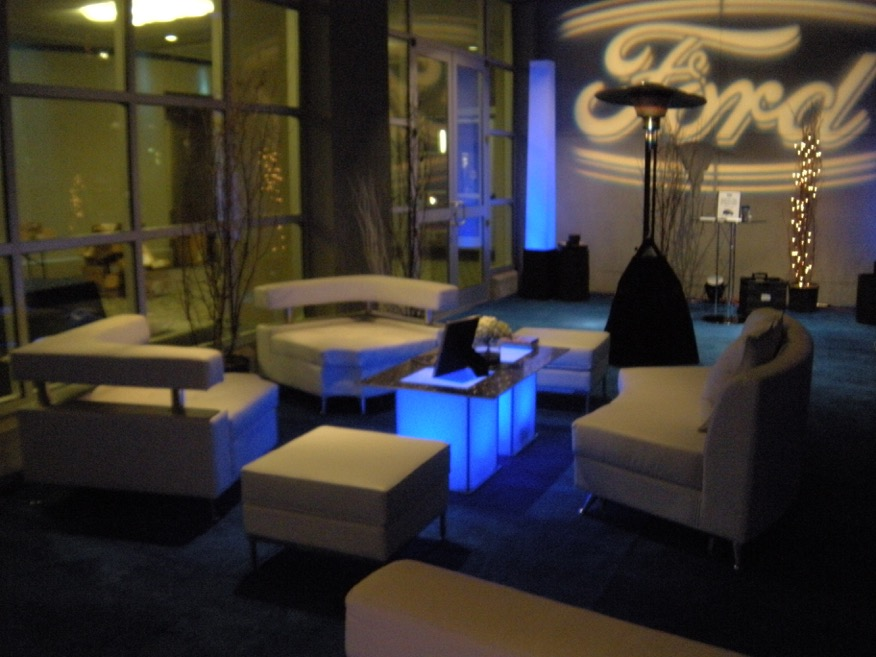 "Ford ""VIP"" Lounge for Sister 2 Sister Magazine"