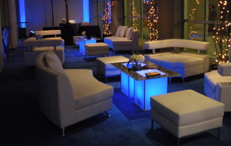 Cobalt Blue Luxury Lounge at 12 Hotel, Atlanta GA