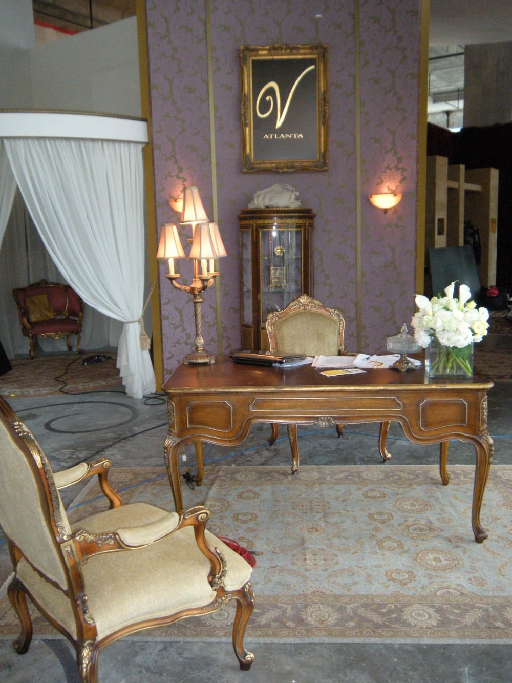 Val's Boutique, a beautiful blend of antiques and modern classics, by Cheryl Adams
