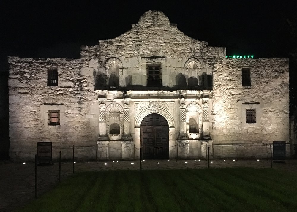 Being in Texas for all of 2018, it seems fitting that this photo of a Lone Star Landmark makes the list. While we snapped several photos of the Alamo during the day, this night time view creates more focus on the shape and construction of the Alamo which is much smaller than we imagined and located right in the heart of downtown San Antonio.