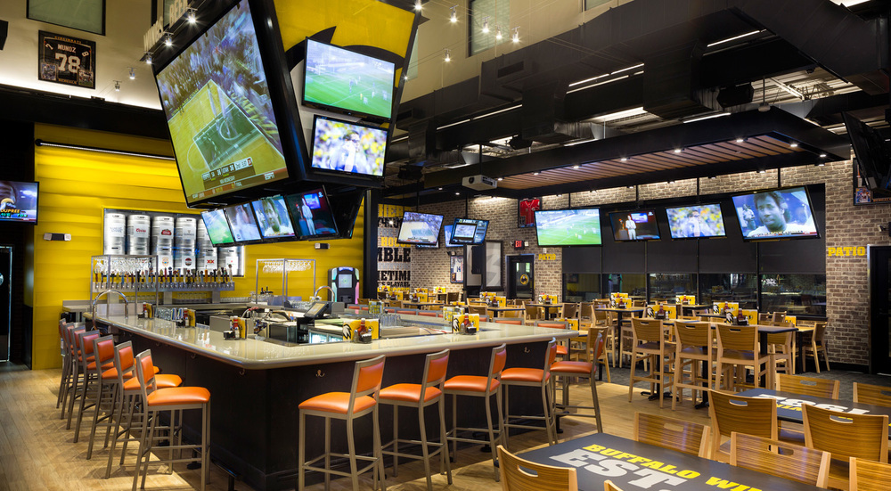 Buffalo Wild Wings and FITCH