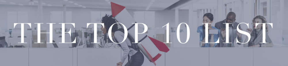 The Top 10 Agencies