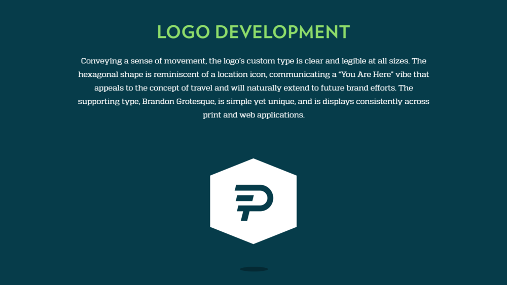 Pronto Logo Development