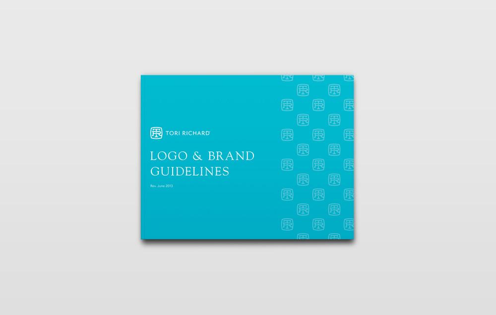 ToriRichard Brand Idenity 1