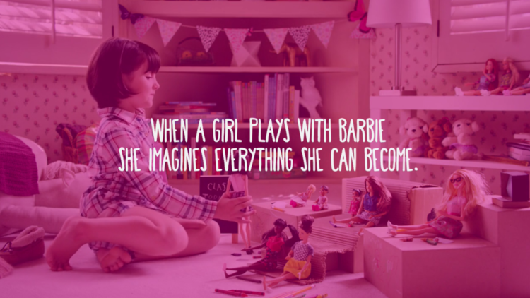 barbie and bbdo