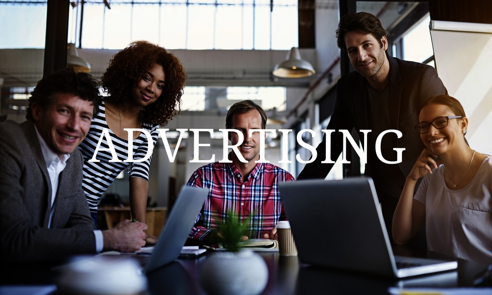Start a project Advertising