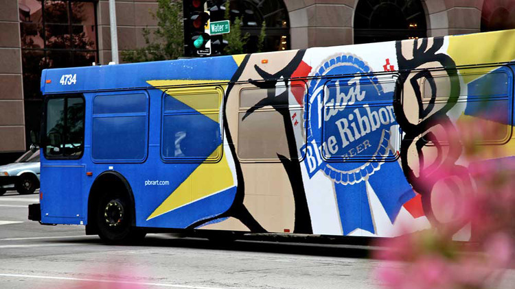 Pabst Blue Ribbon Marketing Campaign