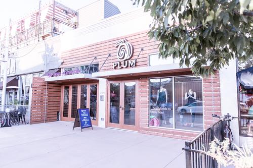 Plum Storefront