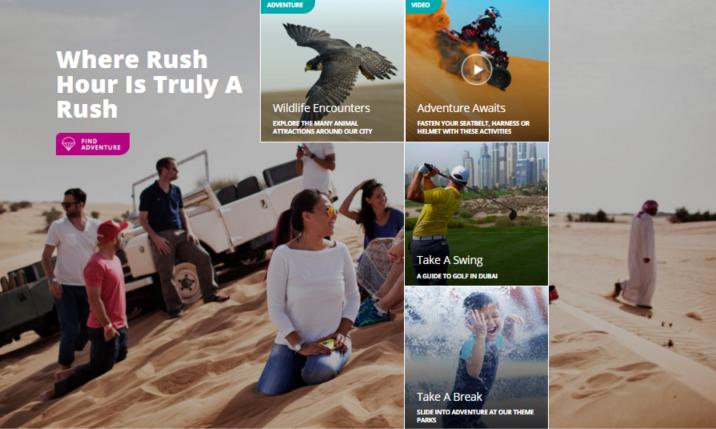 Visit Dubai Rush Hour