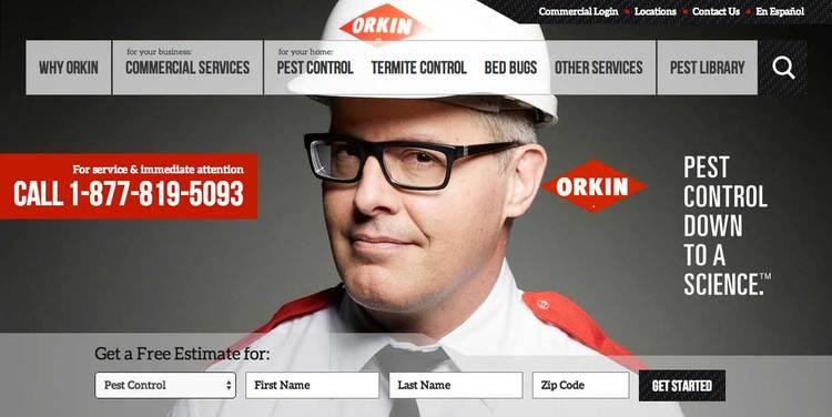 Orkin HomePage