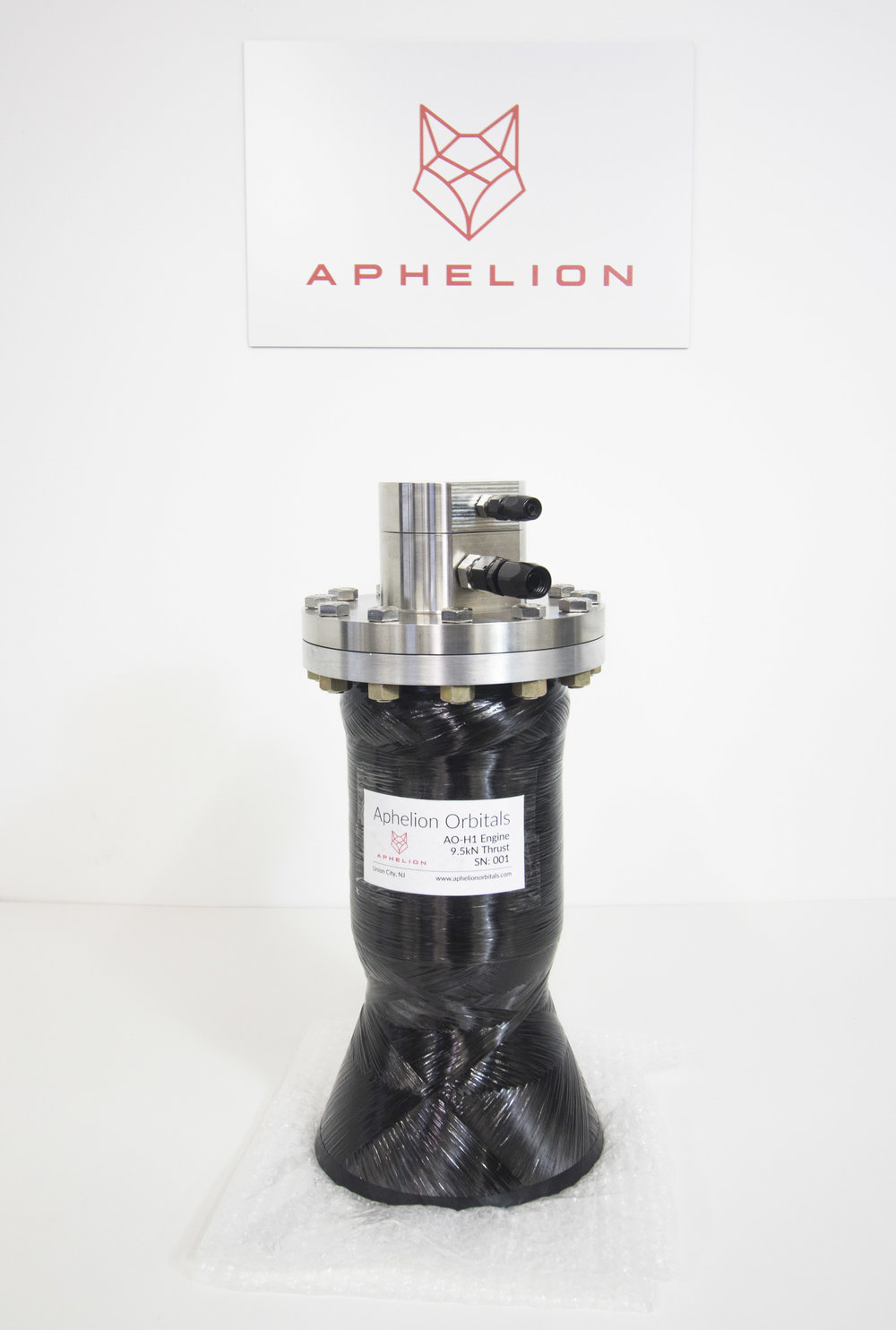Aphelion Orbitals AO-H1 Traiblazer rocket engine