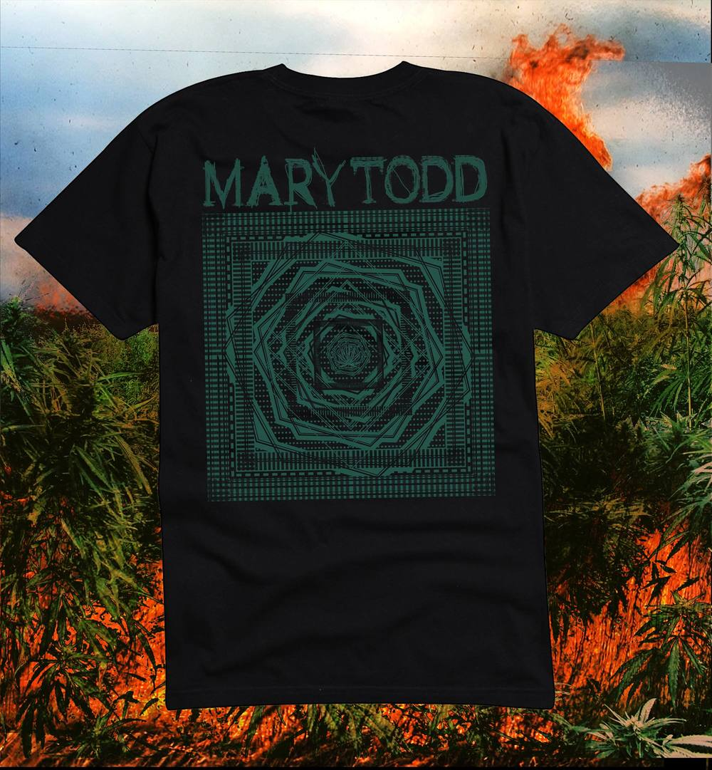 Mary Todd - Geometric T-Shirt