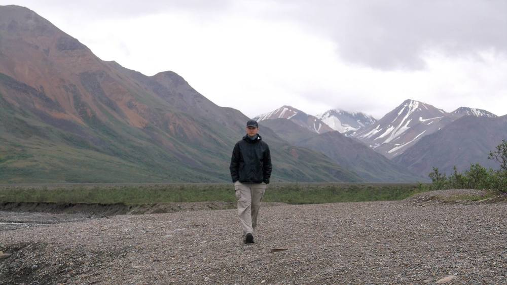 At Denali National Park